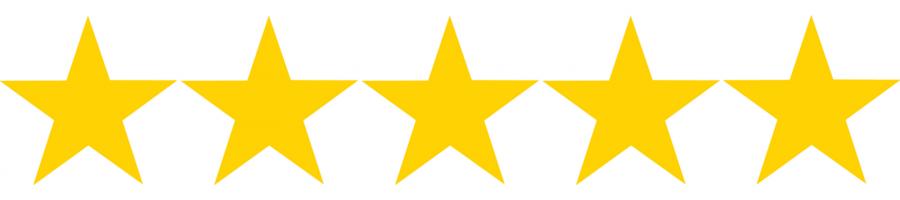 5 stars2